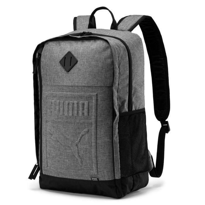 SAC À DOS Backpack PUMA S Medium Gray Heather [77372]