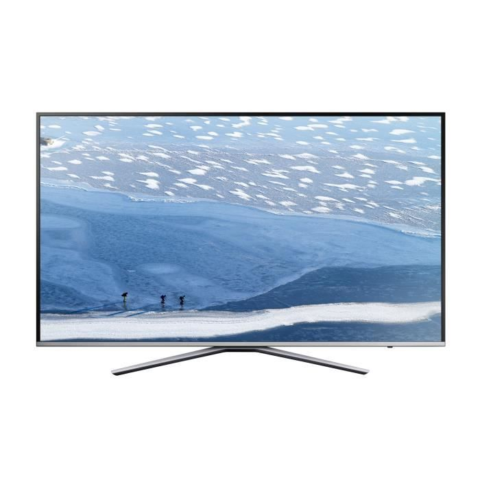 Téléviseur LED SAMSUNG - UE40KU6400UXZF - TV LED UHD 40'', Smart