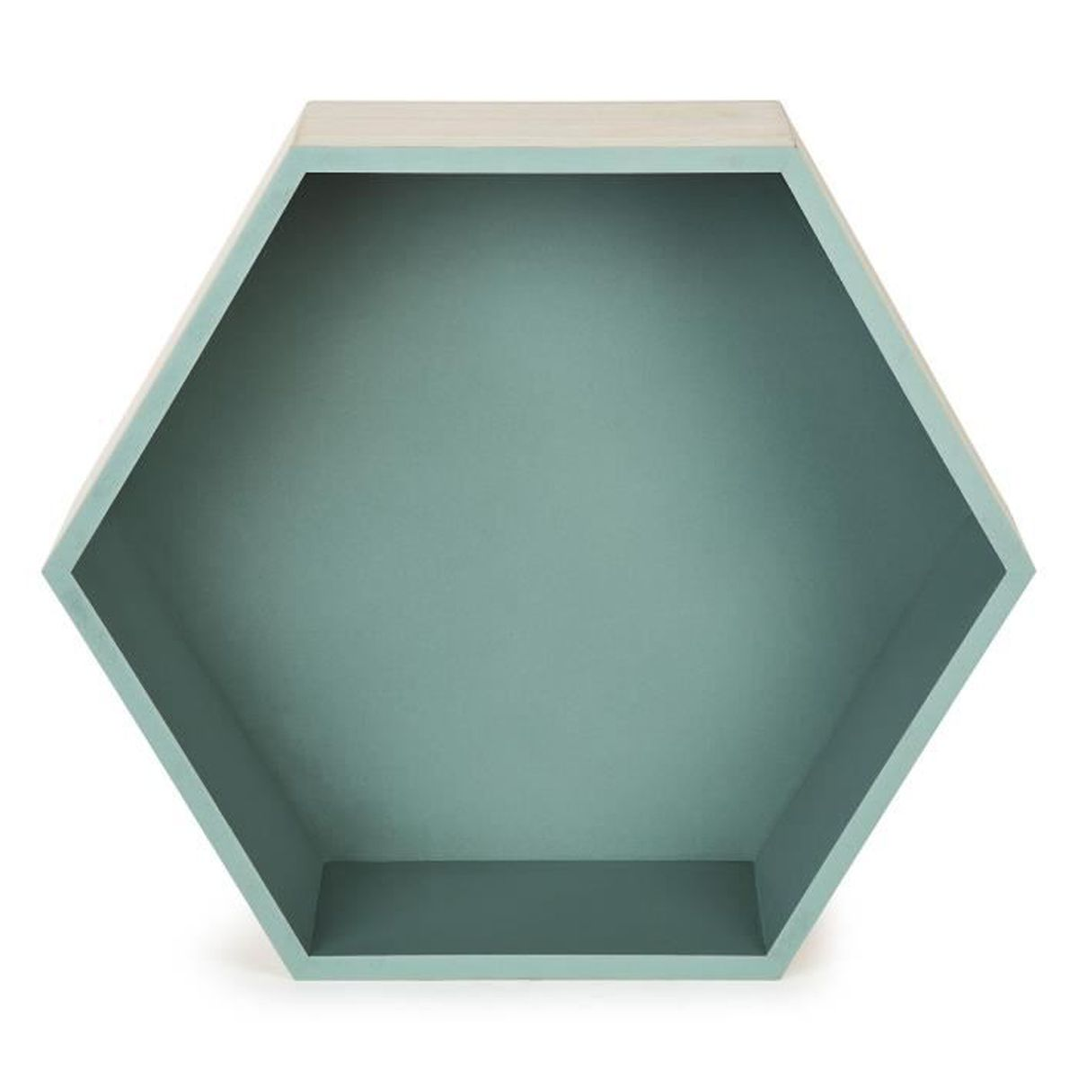 rush tag re hexagonale moyen mod le vert achat. Black Bedroom Furniture Sets. Home Design Ideas