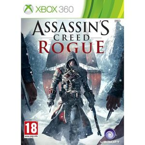 JEU XBOX 360 Assassin's Creed Rogue Jeu XBOX 360
