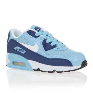 BASKET NIKE Baskets Air MAx 90 Mesh PS Chaussures Enfant
