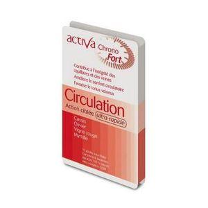CIRCULATION SANGUINE CHRONO FORT CIRCULATION ACTIVA