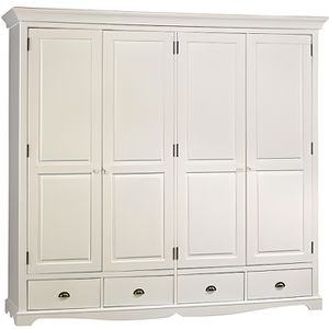 grande armoire blanche achat vente grande armoire. Black Bedroom Furniture Sets. Home Design Ideas