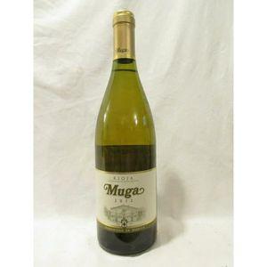 VIN BLANC muga blanc 2012 - rioja espagne