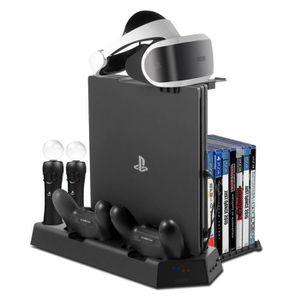 SUPPORT CONSOLE Support PS VR avec Ventilateur de Refroidissement,