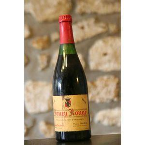 VIN ROUGE Bouzy,rouge, 1970 Simple