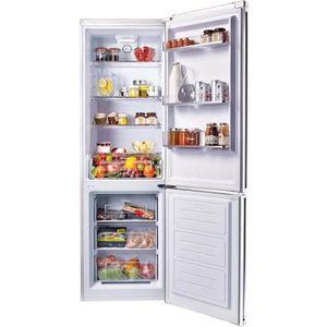 RÉFRIGÉRATEUR CLASSIQUE Refrigerateurs combines inverses  CCBS 6182 WHV 1