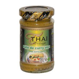 EPICE - HERBE Pâte de curry vert