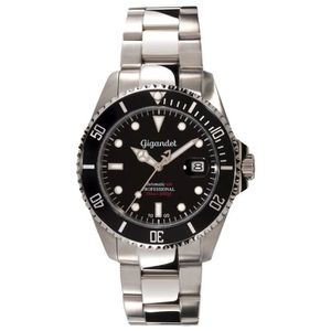 MONTRE Gigandet Automatic Pro Diver Watch Sea Ground Anal