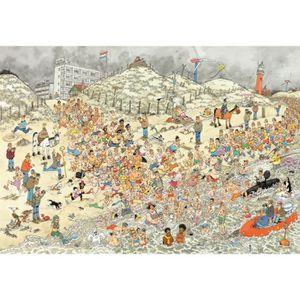 PUZZLE Puzzle 2000 pièces Jan Van Haasteren - Bain du Nou