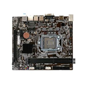 CARTE MÈRE Carte mère multicolore DDR3 SATA3.0 tout-solide à