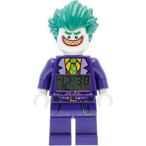 MONTRE Lego - Réveil Lego The Batman Movie - The Joker -E