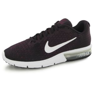 release date: 4aa4b 5cc21 BASKET Nike Air Max Sequent 2 violet, baskets mode homme