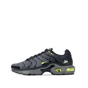 Nike air max plus tuned 1 * rare * tour noir jaune RU0LG