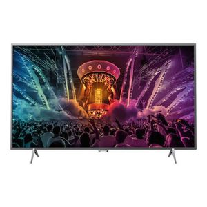 "Téléviseur LED PHILIPS 43PUS6401 TV LED 4K UHD 110 cm (43"") - Sma"