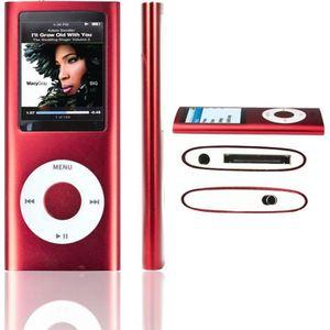 LECTEUR MP4 SAVFY® Lecteur MP3 MP4 Player 16Go Vidéo Radio Mus