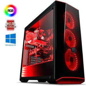 UNITÉ CENTRALE  VIBOX Electron 15 PC Gamer Ordinateur avec War Thu