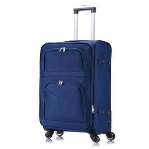 VALISE - BAGAGE WOLTU Valise cabine avec 4 roulettes,Voyage valise