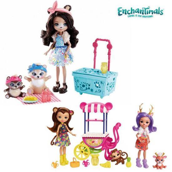Maison de poupées = lot mixte = Nettoyage Essentiels