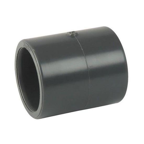 coude PVC 45/° F//F /à coller Ezfitt 75mm