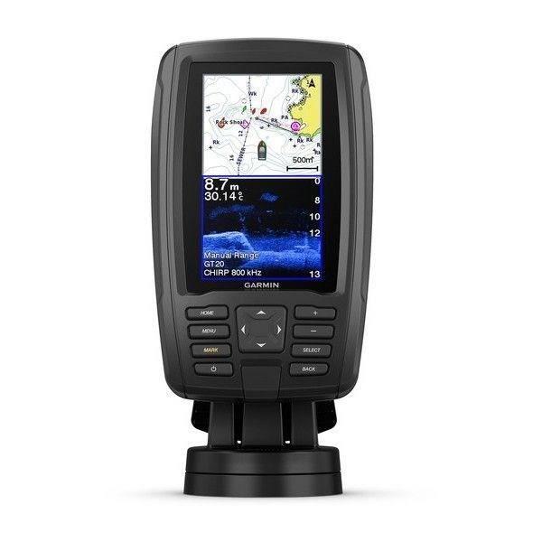 GARMIN Combiné GPS Sondeur Echomap Plus 42CV + Sonde GT20-TM