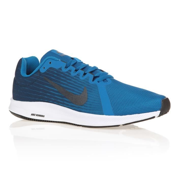 Nike Downshifter 8, Chaussures de Running Homme, Bleu
