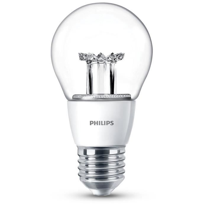 philips ampoule standard led 40w e27 dimmable achat vente ampoule led cdiscount. Black Bedroom Furniture Sets. Home Design Ideas