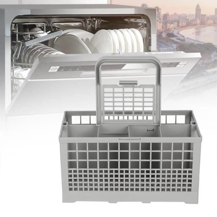 Partie polyvalente universelle lave-vaisselle Boîte rangement panier remplacement couverts Accessoire-LAT