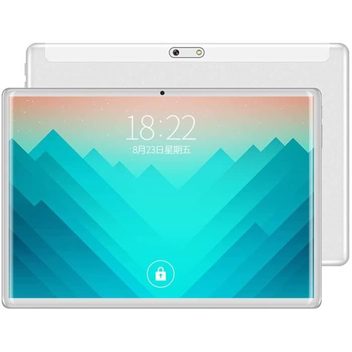 TABLETTE TACTILE tablet 12 Pouces PC 32GB Smart Android PC 1500W Pixel HD Camera Batterie de Grande capacité PC Multifonc637