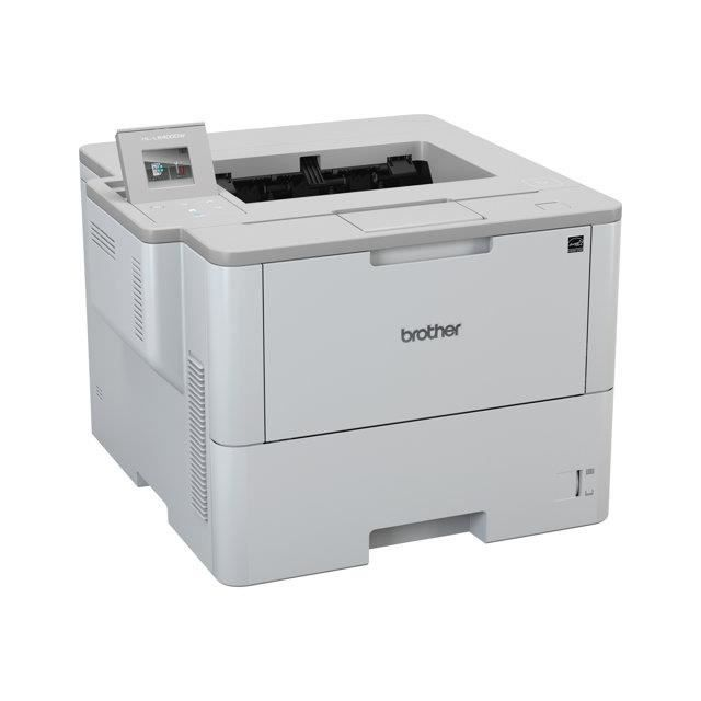 BROTHER Imprimante HL-L6400DW - Laser - Monochrome - USB 2.0, Wi-Fi, Ethernet - Recto-verso - A4