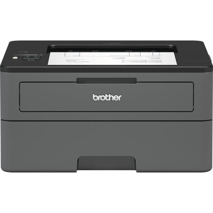 BROTHER Imprimante HL-L2375DW - Laser - Monochrome - Recto/Verso - Ethernet - WiFi