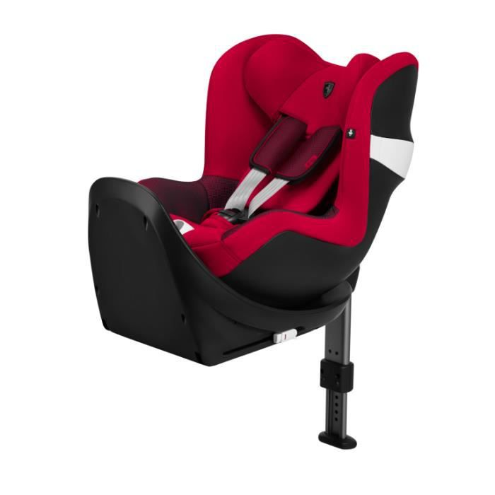 cybex sirona M2 i-size for scuderia ferrari-racing red