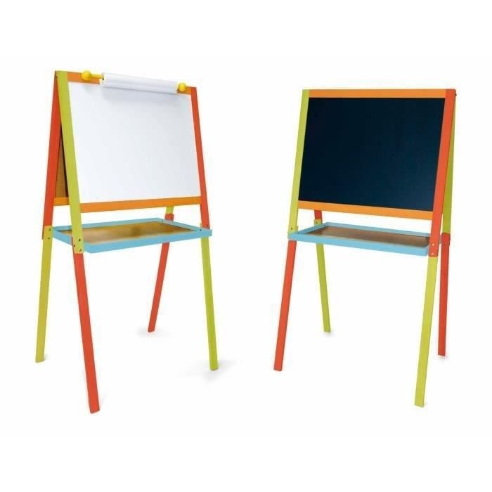 tableau dessin en bois arlequin achat vente tableau enfant tableau dessin en bois cdiscount. Black Bedroom Furniture Sets. Home Design Ideas