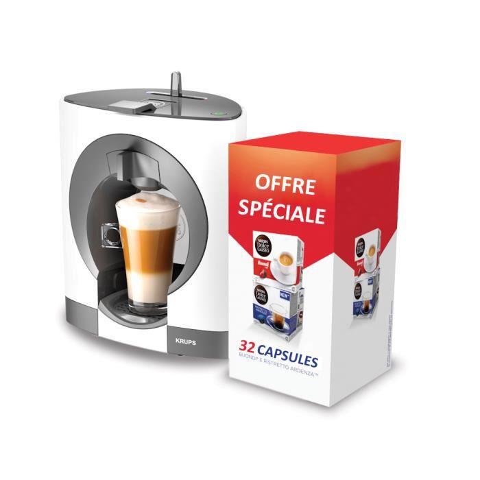 MACHINE À CAFÉ Krups KP 1101 Oblo Nescafe Dolce Gusto