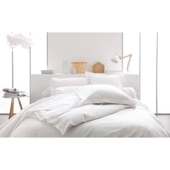 Offre Parure de lit C/œur de c/œur Bleu nuits Romantiques pour lit double en coton tr/ès fin New Pens/ées d/élicats Cupidon