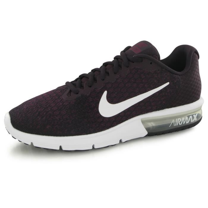 Nike Air Max Sequent 2 violet, baskets mode homme