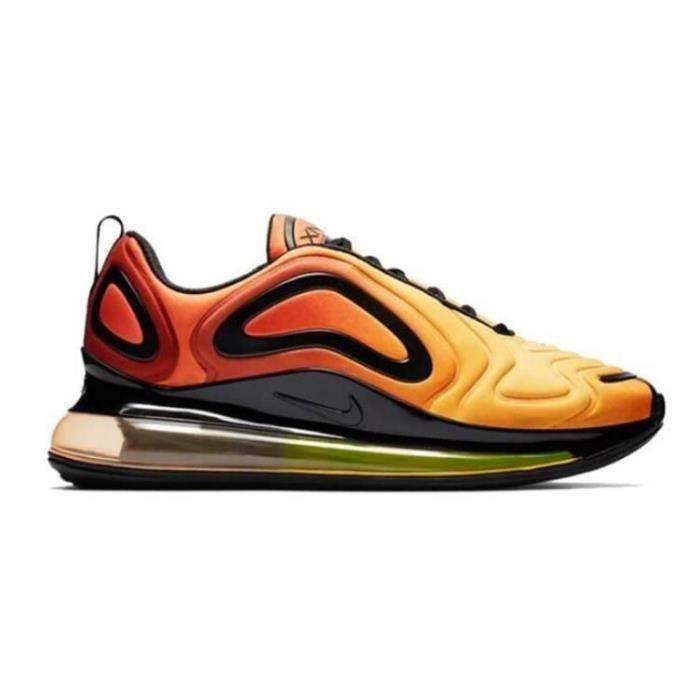 nike air max 720 homme orange