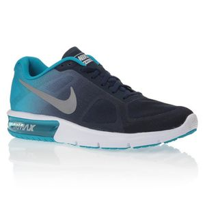Gris Max Air Nike Baskets Achat Sequent 8vnwn0m Homme Chaussures Et Bleu oxrCdBe