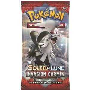 CARTE A COLLECTIONNER POKEMON Soleil et Lune 4 - Invasion Carmin - Boost