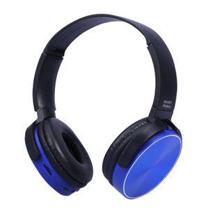 OREILLETTE BLUETOOTH Casque léger pliable pour oreillette Bluetooth san