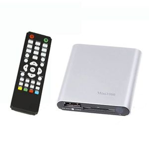DISQUE DUR EXTERNE 1080P Mini HDD Media Player MKV - H.264 - RMVB HD