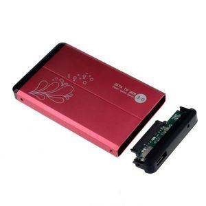 DISQUE DUR SSD USB 3.0 Boitier Pour 2.5inch disque dur SATA HDD S