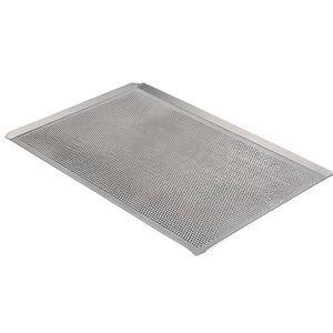 PLAQUE A PATISSERIE DE BUYER Plaque pâtissière aluminium perforée - 40