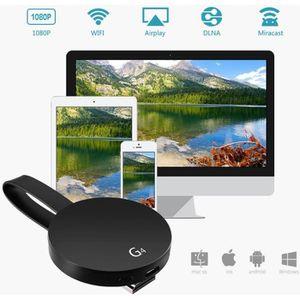 RÉCEPTEUR - DÉCODEUR   WiFi Affichage HDMI Récepteur Miroir TV Dongle Pou