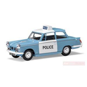Corgi 1//43 R/éf Austin Mini UK Police Car U15