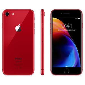 SMARTPHONE iPhone 7 Rouge 128Go 4G Smartphone Débloqué