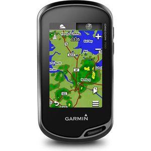 GPS PEDESTRE RANDONNEE  GARMIN Oregon 700 GPS portable couleur tactile 3''