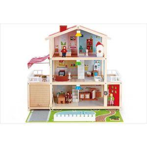MAISON POUPÉE Maison de poupée Villa moderne - Hape