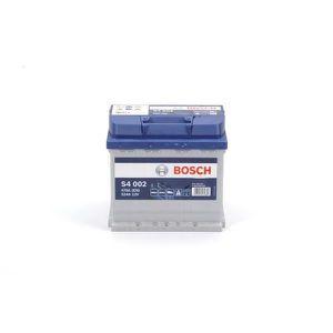 BATTERIE VÉHICULE BOSCH Batterie Auto S4002 52Ah 470A / + à droite
