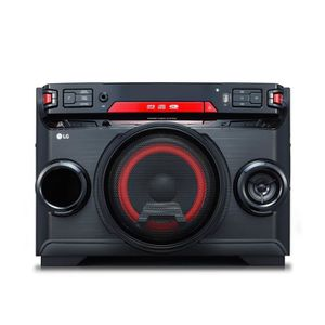 CHAINE HI-FI LG ok45High Power HiFi Système avec CD, Radio et